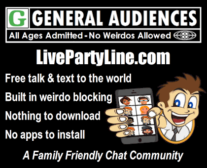 Live Party Line Voice Chat